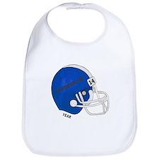 Football Helmet Bib