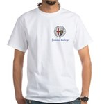 Jamaica College White T-Shirt