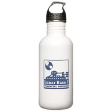 Lunar Financial Division Water Bottle