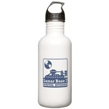 Lunar Postal Division Water Bottle