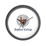 Jamaica College Wall Clock