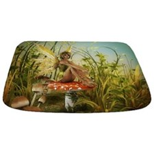 Indian Summer Fairy Bathmat