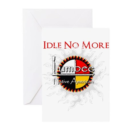 Idle No More: Lumbee Greeting Cards