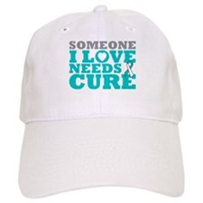 Cervical Cancer Needs A Cure Baseball Cap