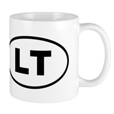 Lithuania LT Mugs