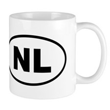 Netherlands NL Small Mugs