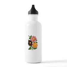 Dahlias Water Bottle