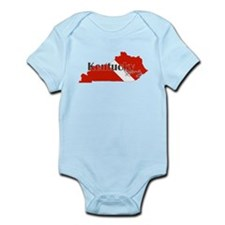 Kentucky Diver Infant Bodysuit