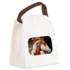 Spirit Horse Canvas Lunch Bag