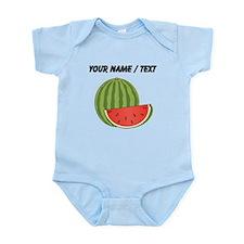 Custom Watermelon Body Suit