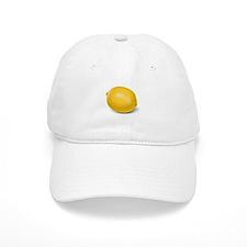 Yellow Lemon Baseball Cap
