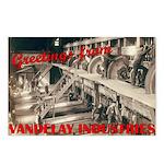 Vandelay Industries Factory Postcards (Pkg of 8)