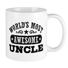 World's Most Awesome Uncle Coffee Mug