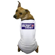 Corporate Crooks For Bush Dog T-Shirt
