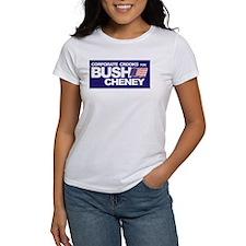 Corporate Crooks For Bush Tee
