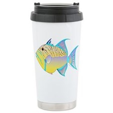 Queen Triggerfish c Travel Mug