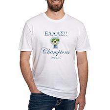 Ellas Euro Champions Shirt