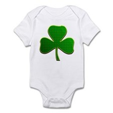 Lucky Irish Shamrock Infant Bodysuit