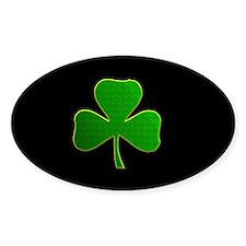 Lucky Irish Shamrock Decal
