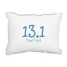 Customize BLUE 13.1 Rectangular Canvas Pillow