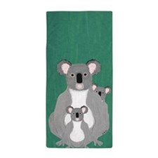 Koala Beach Towel