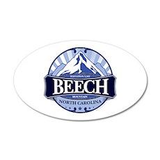 Beech Mountain North Carolina Wall Decal