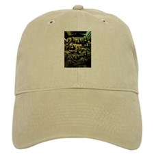 Da Vinci's Coded Mona Lisa Baseball Cap