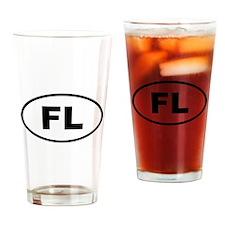 Florida FL Drinking Glass