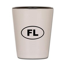 Florida FL Shot Glass