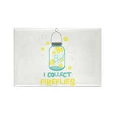 I COLLECT FIREFLIES Magnets