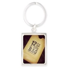 12 Pack Portrait Keychain