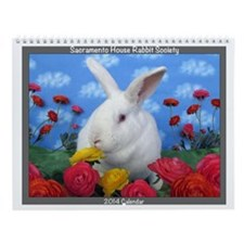Sacramento House Rabbit Society-2014 Calendar