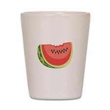 Watermelon Slice Shot Glass