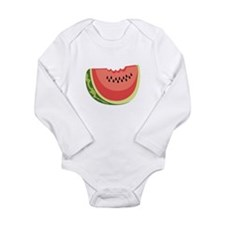 Watermelon Slice Body Suit
