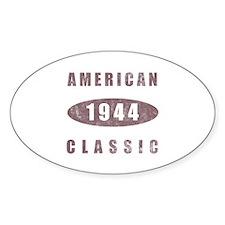 1944 American Classic Decal