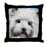 Cairn Terrier DOG Throw Pillow
