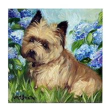 Cairn Terrier DOG Tile Coaster