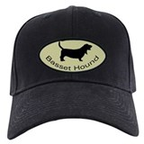 Basset Hound Dog Baseball Hat
