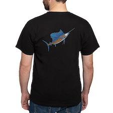 Tribal Sailfish T-Shirt