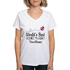 World's Best Science Teacher Shirt