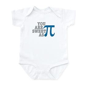 Sweet As Pi Infant Bodysuit