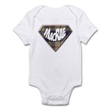 MacRae Superhero Infant Bodysuit