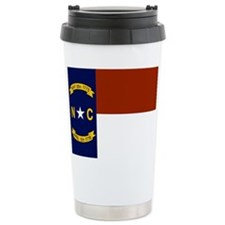 Cute North carolina Travel Mug