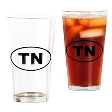 Tennessee TN Drinking Glass