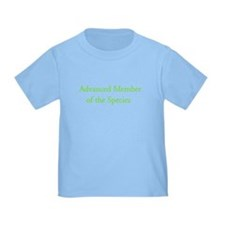 Advanced Member of the Species T