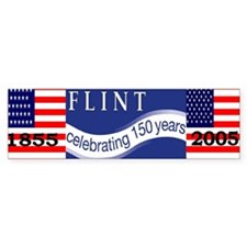 Celebrating 150 years Bumper Bumper Sticker