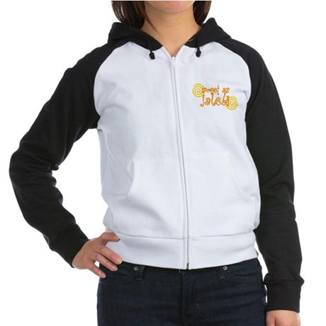 Sweet as jalebi Women's Raglan Hoodie