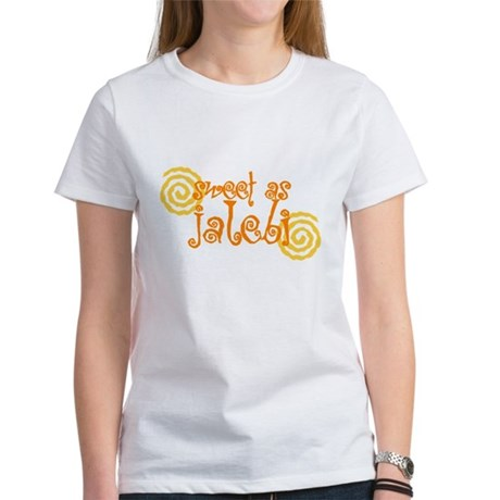 Sweet as jalebi Women's T-Shirt