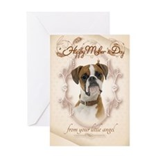 Funny Boxer Mothers Day Cards
