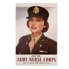 Army Nurse Corps Postcards (Package of 8)